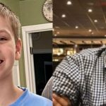13-year-old Xandar Garrett, left, and Jamal Matthew Bell, 30, both residents of Palm Coast, are both missing.